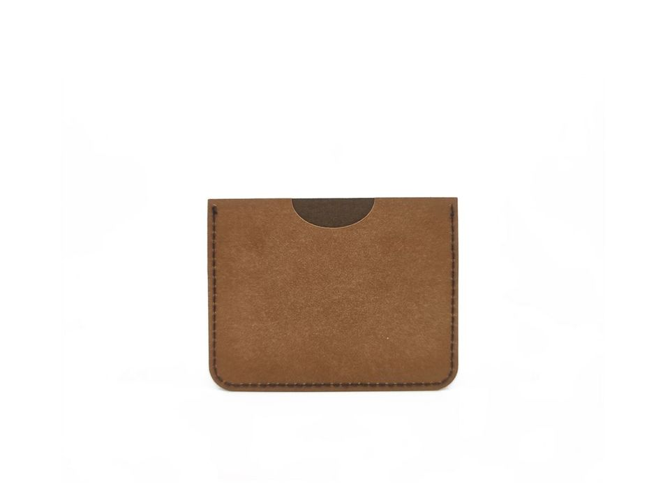 Cardholder | Chocolate & Brown