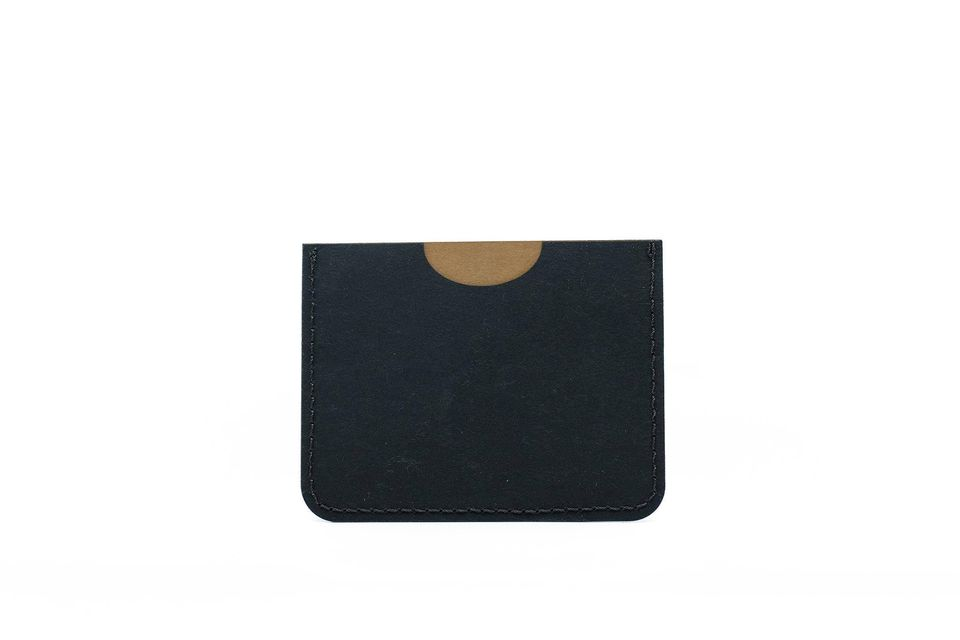 Cardholder | Brown & Black